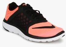 purchase cheap d1625 d4d78 Nike Fs Lite Run 3 Black Running Shoes women