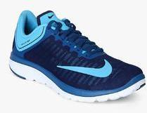 online store a2040 e8e13 Nike Fs Lite Run 4 Navy Blue Running Shoes men