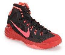 Nike Hyperdunk 2014 Black & Red Basketball Shoes men