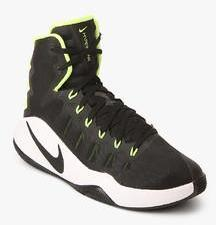 Nike Hyperdunk 2016 Black Basketball Shoes for Men online in India at Best  price on 4th April 2019 7f6049a2b