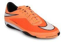 ba9a0edf36b Nike Hypervenom Phelon Ic Orange Football Shoes for Men online in India at  Best price on 28th May 2019