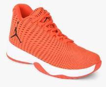 2b10a0665c3a1 Nike Jordan B. Fly Orange Basketball Shoes for Men online in India ...