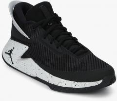 501c8be98d8e5 Nike Jordan Fly Lockdown Black Basketball Shoes for Men online in India at  Best price on 12th May 2019