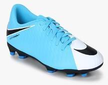 hot sale online 09ae5 ac5db Nike Jr Hypervenom Phade Iii Fg Blue Football Shoes girls