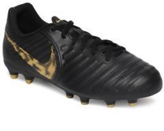 outlet store fee42 1503f Nike KIds Black JR LEGEND 7 CLUB FG Football Shoes