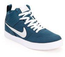 c276db9b424 Nike Liteforce Iii Mid Blue Sneakers for Men online in India at Best ...