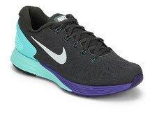 8e9de48c1dad9 Nike Lunarglide 6 Black Running Shoes for women - Get stylish shoes for  Every Women Online in India 2019