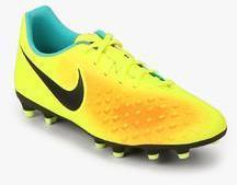 quality design 8e881 61c13 Nike Magista Ola Ii Fg Yellow Football Shoes men