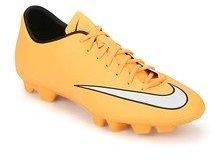 Nike Mercurial Victory V Hg V Orange Football Shoes for Men online ... 808b18090