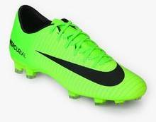4d3276ff9 Nike Mercurial Victory Vi Fg Green Football Shoes for Men online in ...