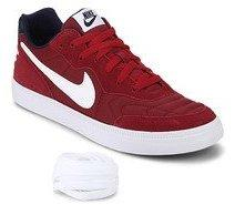 Nike Nsw Tiempo Trainer Red Sneakers