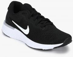 4e67cba7033 Nike Odyssey React Black Running Shoes for women - Get stylish shoes for  Every Women Online in India 2019
