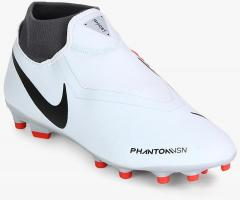 new style c308c 50401 Nike Phantom Vsn Academy Df Grey Football Shoes for Men online in India at  Best price on 17th May 2019,   PriceHunt