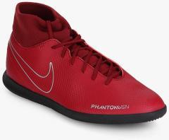 bba6e707e Nike Phantom Vsn Club Df Ic Maroon Football Shoes for women - Get ...