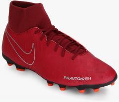 newest 840d7 12c23 Nike Phantom Vsn Club Maroon Football Shoes men