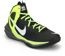 cheap for discount f7406 a063a Nike Prime Hype Df Black Basketball Shoes men