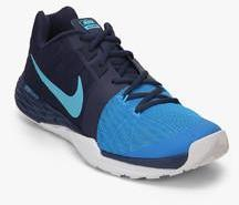 Nike Train Prime Iron Df Navy Blue Training Shoes for Men online in ... 354612368