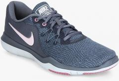 b0b912485820 Nike Woflex Supreme Tr 6 BlueTraining Shoes for women - Get stylish shoes  for Every Women Online in India 2019