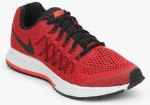 detailed look b9141 40819 Nike Zoom Pegasus 32 Red Running Shoes boys