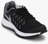 18b86edbab35 Nike Zoom Pegasus 33 Black Running Shoes for Boys in India May