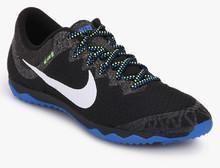 f6b593052a5eb Nike Zoom Rival Waffle Black Running Shoes for women - Get stylish ...