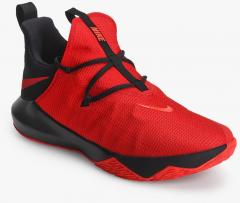 c2dc75264374 Nike Zoom Shift 2 Red Basketball Shoes for Men online in India at ...