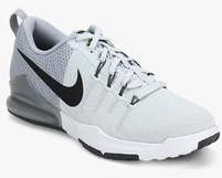 614c66a43979a5 Nike Zoom Train Action Light Grey Training Shoes for Men online in ...