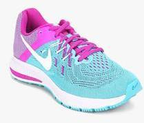3bc87503674ca Nike Zoom Winflo 2 Aqua Blue Running Shoes for women - Get stylish ...