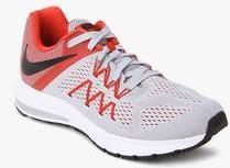 8e6e1dccf989 Nike Zoom Winflo 3 Grey Running Shoes for Men online in India at ...
