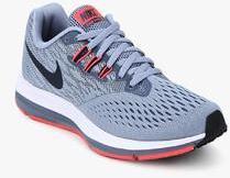 promo code 60384 e692b Nike Zoom Winflo 4 Grey Running Shoes men