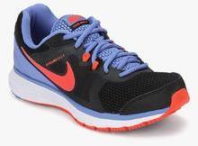 48f5a2cbaeb5 Nike Zoom Winflo Black Running Shoes for women - Get stylish shoes ...