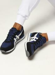 purchase cheap 83d50 cd9db Onitsuka Tiger Colorado Eighty Five Navy Blue Sneakers women