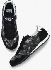 lowest price 30345 19051 Onitsuka Tiger Serrano Black Sneakers women