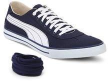 Puma 917 Lo Dp Navy Blue Sneakers Men