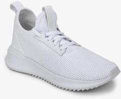 ca9fadac75e5 Puma AVID FoF Junior White Sneaker for girls in India - Buy at Lowest price  March