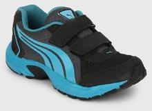 Puma Axis Velcro Jr Dp Black Running Shoes for girls in India - Buy ... 5bd2819d7
