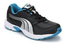 Puma Axis Xt Ii Jr Ind Black Running Shoes for Boys in India March ... 466286053