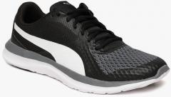 Anónimo siete y media Abandonar  Puma Black Flex T1 Reveal Training Shoes for women - Get stylish shoes for  Every Women Online in India 2021 | PriceHunt