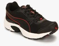 eca1f8b669443f Puma Brilliance Dp Black Running Shoes for Men online in India at ...
