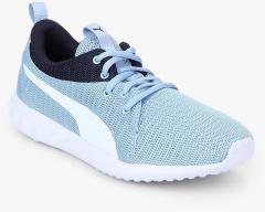d9bec403a512 Puma Carson 2 Jr Blue Sneakers for Boys in India May