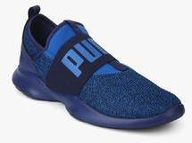6b3d4b5d6697 Puma Dare Tw Knit Blue Sneakers for Men online in India at Best ...
