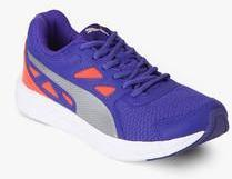 Puma Driver Idp Blue Running Shoes women