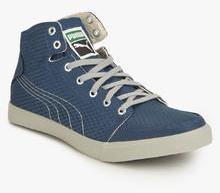 e8f2acdd6390 Puma Drongos Dp Blue Sneakers for Men online in India at Best price ...