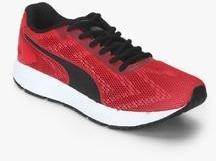 ecf5d79e12 Puma Engine Red Running Shoes women