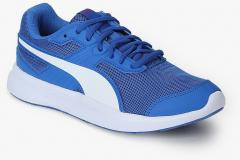 bf27de6706f6af Puma Escaper Mesh Junior Blue Sneakers for Boys in India March