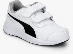 9d77c1592caf52 Puma Escaper SL V Pre School White Sneakers for Boys in India March ...