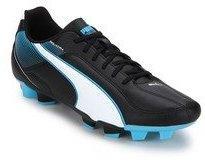 Puma Esquadra Fg Black Football Shoes for Men online in India at ... 4b9360528