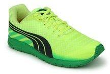 ddcbc8a947b4 Puma Faas 300 V3 Jr Green Running Shoes for Boys in India March ...
