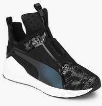 Puma Fierce Swan Black Training Shoes for women - Get stylish shoes for  Every Women Online in India 2019  0f6f577a5