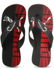 509a742485e Puma Florida Dp Black Flip Flops for Men online in India at Best ...